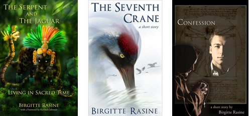 Birgitte's book covers